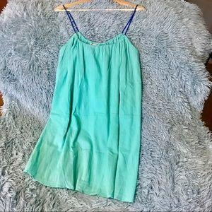 RARE VS Mint Green Coverup Dress Tunic S
